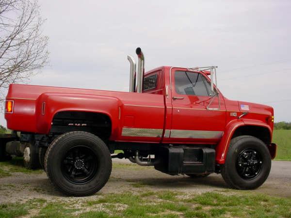Ass Trucks 58